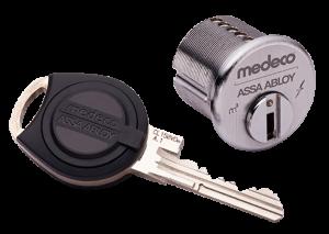 Medeco E-Cylinder